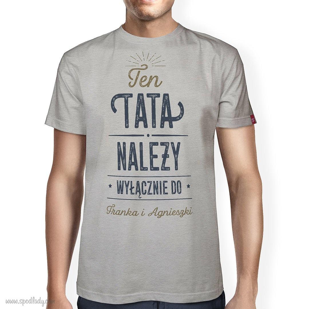 Personalizowana koszulka