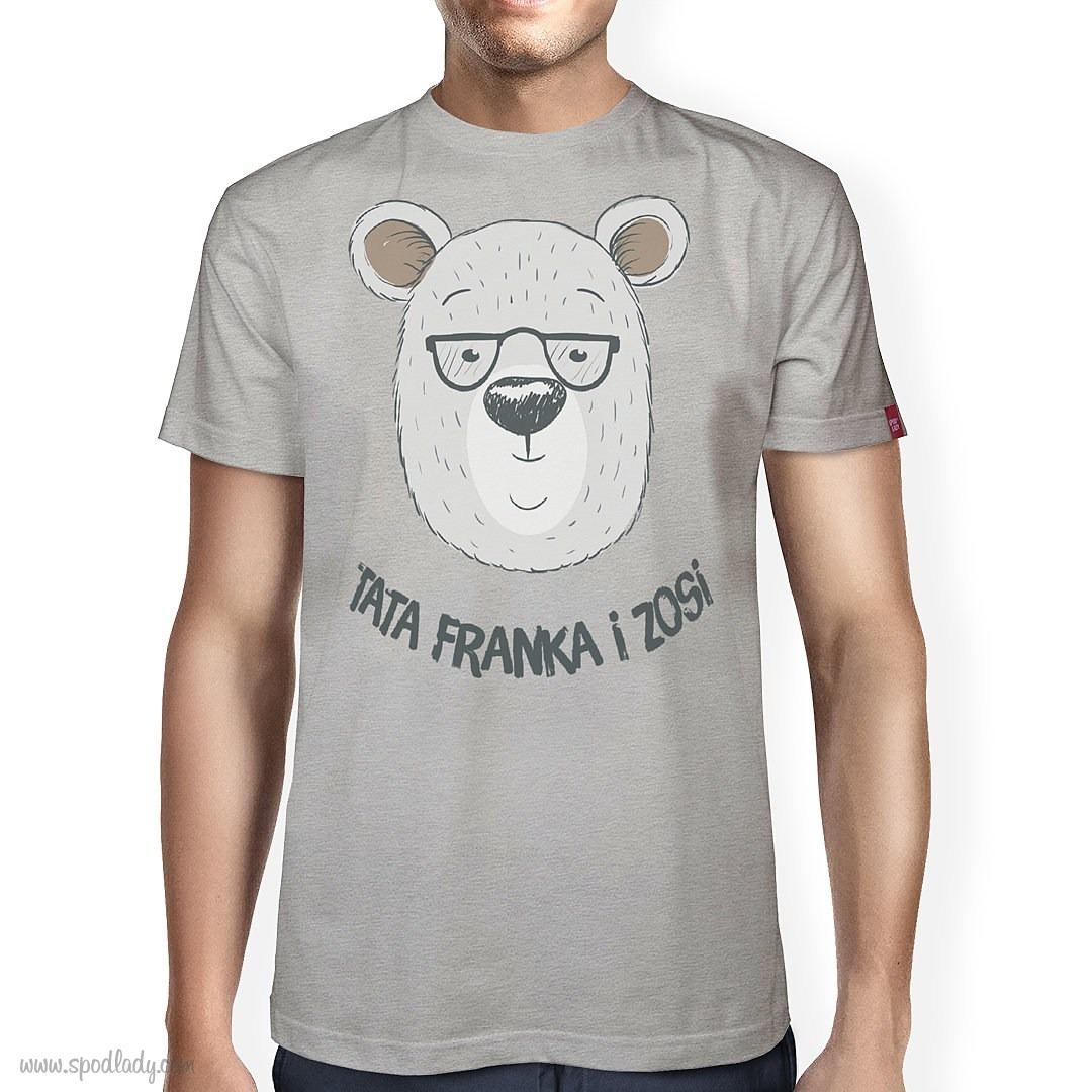 Personalizowana koszulka męska