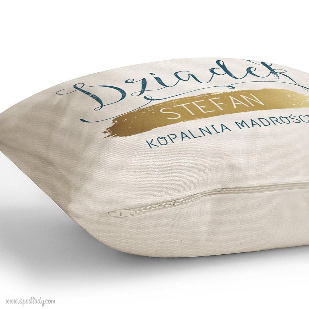 Poduszka personalizowana