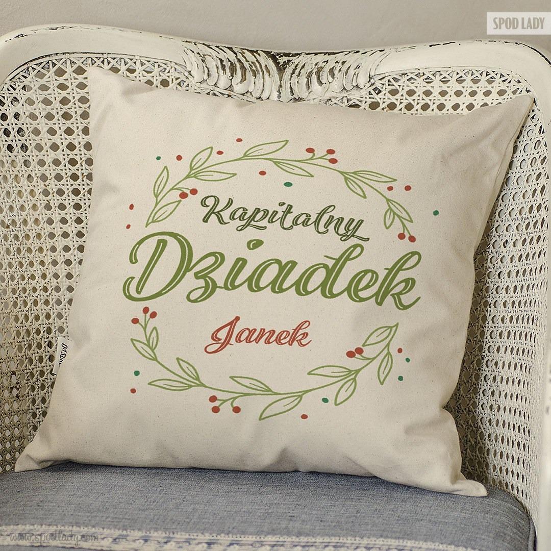 Poduszka z imieniem