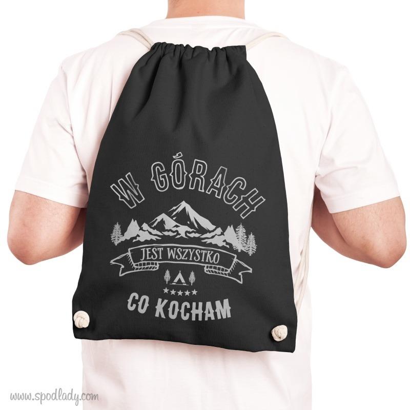Plecak dla miłośników gór. Pomysł na podarunek.