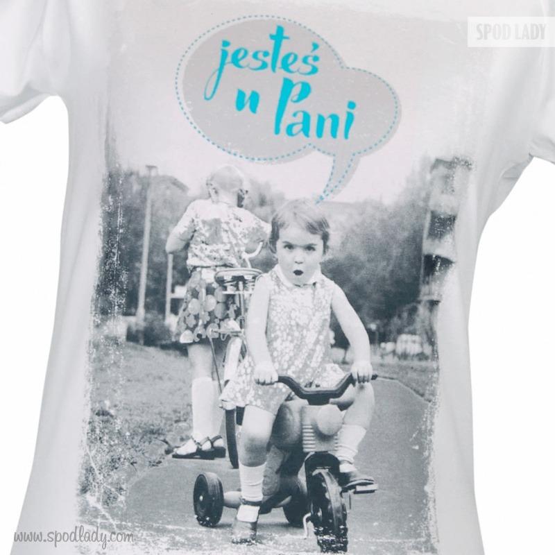 Zabawna koszulka dla niej. Pomysł na śmieszny upominek. Prezent dla nauczycielki.