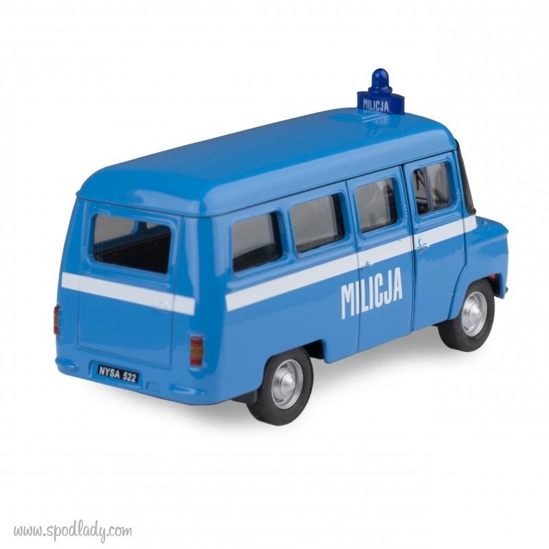 Prezent dla fana samochodów. Miniatura auta.