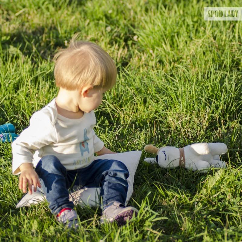 Poduszka dla dziecka. Pomysł na upominek dla malucha.
