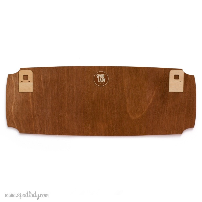 Drewniana tabliczka idealna na prezent do warsztatu.