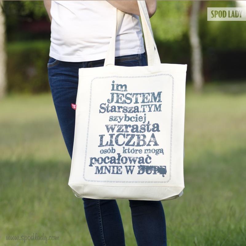 torba_ze_¶miesznym_napisem_prezent_dla_niej