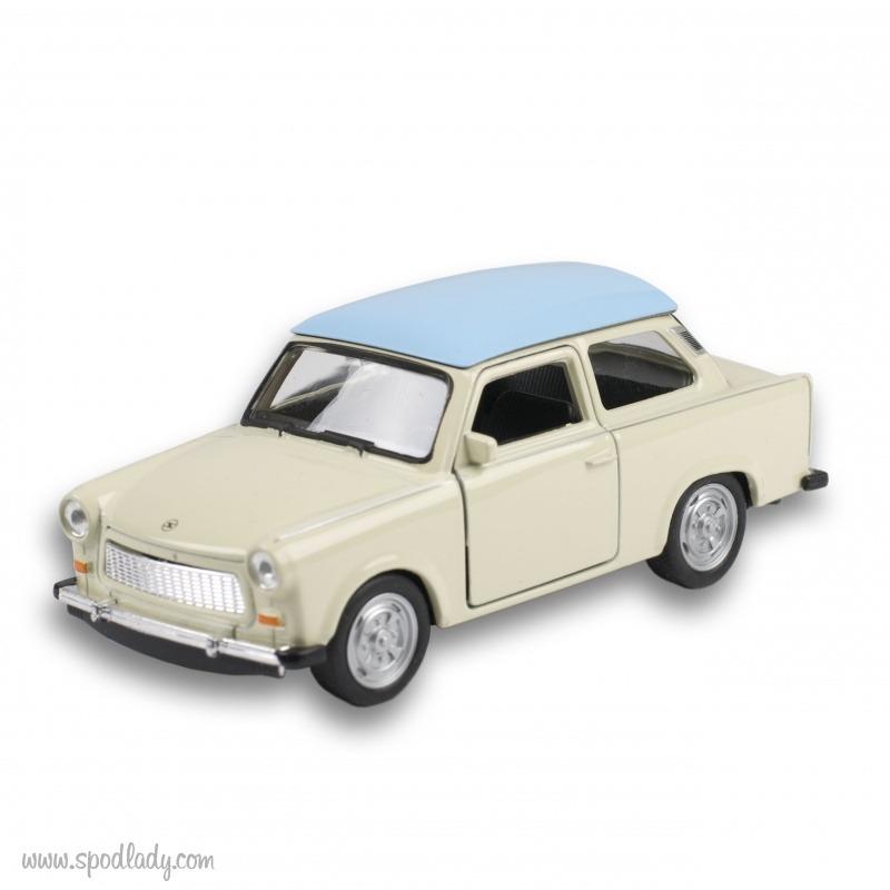 Prezent dla miłośnika motoryzacji. Miniaturka samochodu.