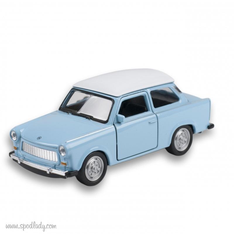 Upominek dla automaniaka. Auto w wersji mini.