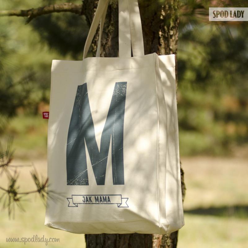 Personalizowana torba, prezent na imieniny.
