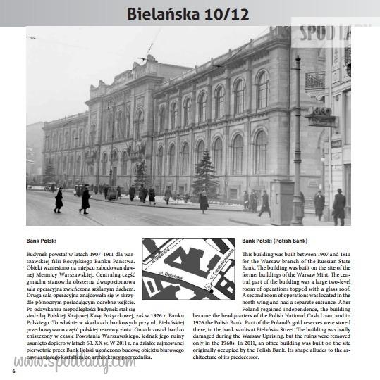 Pomysł na prezent. Książka o Warszawie.