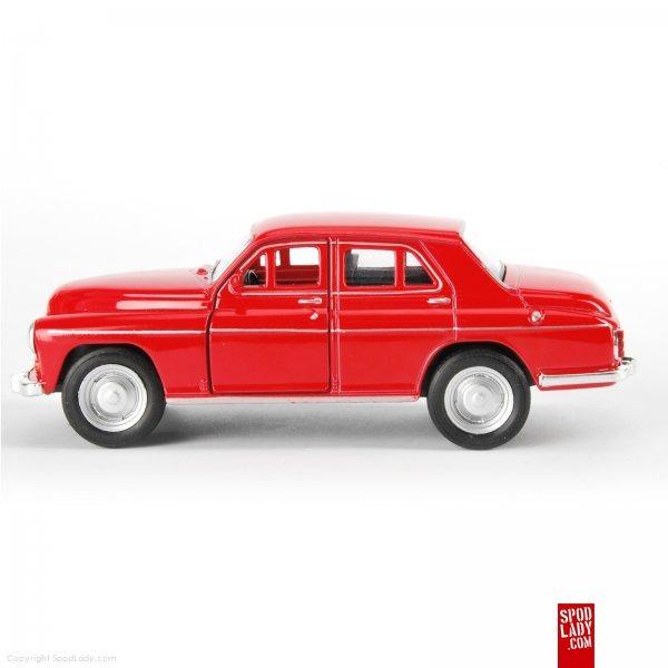 Pomysł na prezent miniaturka samochodu Warszawa.
