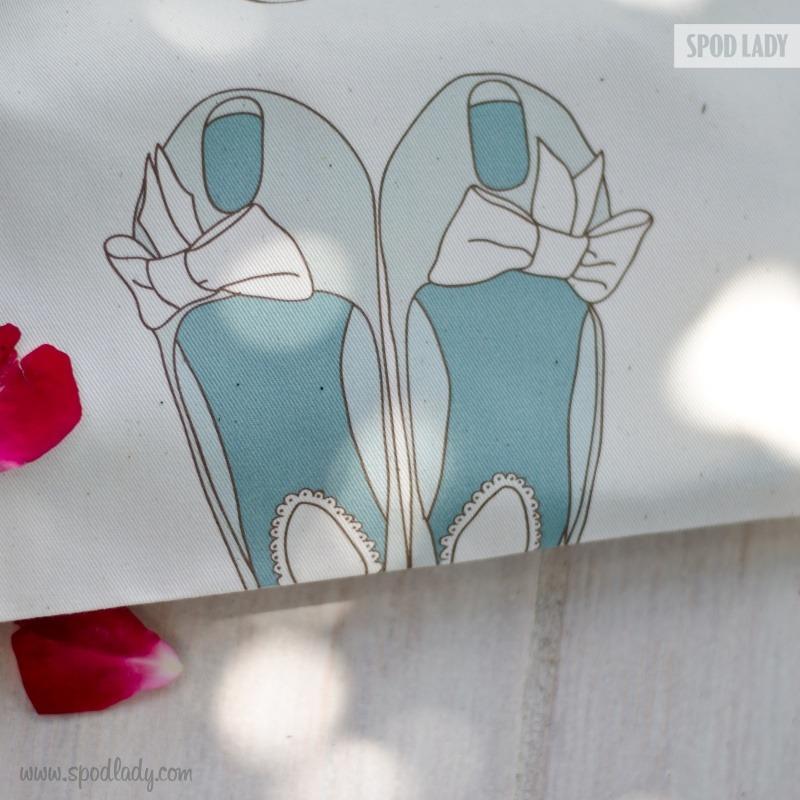 Sympatyczne woreczki na prezent z okazji ślubu.