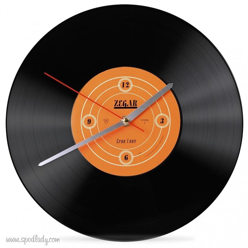Zegar dla prawdziwego melomana. Wyjątkowy upominek dla miłośnika muzyki.