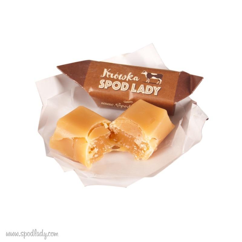 Cukierki Krówki na prezent i drobny upominek.