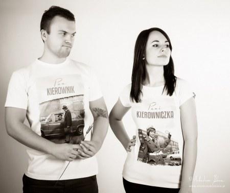 "Koszulka mêska ""Pan Kierownik"""