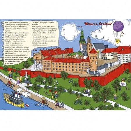 Bolek i Lolek zwiedzaj± Polskê