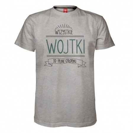"Personalizowana koszulka mêska ""Fajne ch³opaki"""