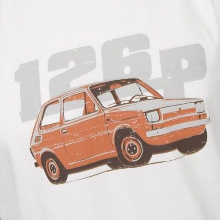 """Koszulka mêska """"Fiat 126p"""""""