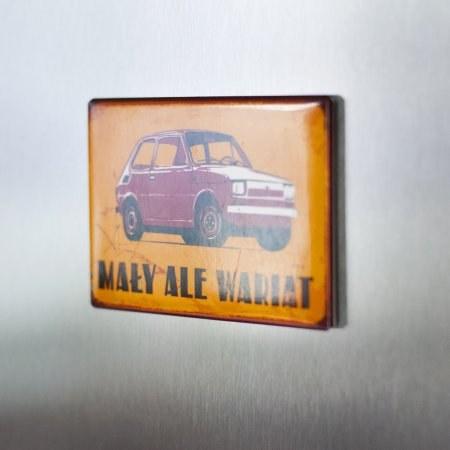 """Magnes """"Ma³y ale wariat"""""""