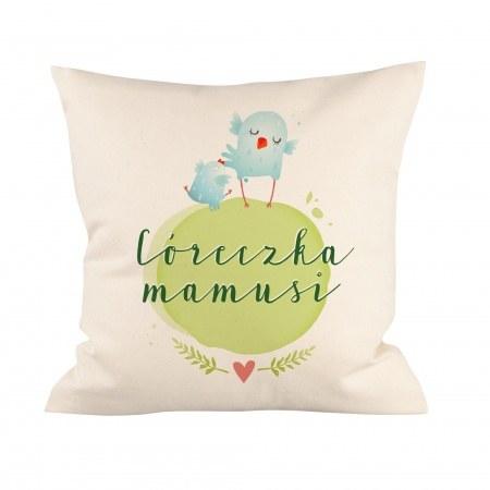 """Zestaw poduszek """"Córeczka Mamusi, Mamusia Córeczki"""""""