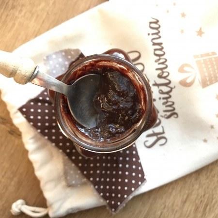 Konfitura śliwka czekoladowa
