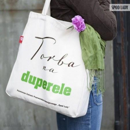 """Torba """"Duperele"""""""