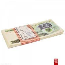 """Plik banknotów PRL """"mini"""""""