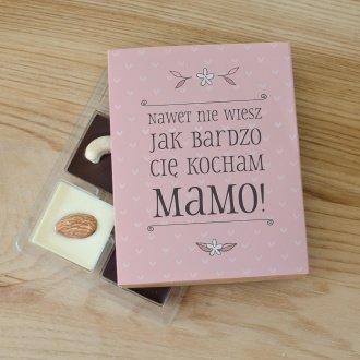 Mini czekoladki z dedykacj± na Dzieñ Matki