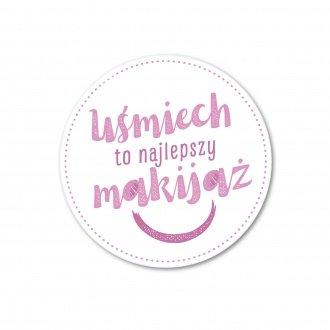 "Magnes drewniany ""U¶miech"""