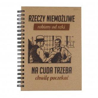 """Notes """"Rzeczy niemo¿liwe"""""""