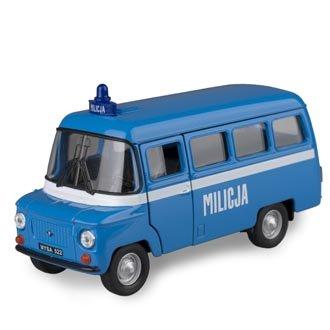 Miniaturka Nysa milicja
