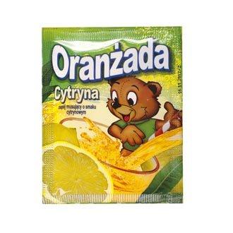 Oran¿ada w proszku cytrynowa
