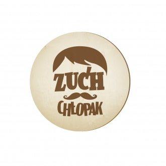 "Podk³adka pod kubek ""Zuch ch³opak"""