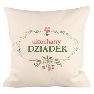 """Poduszka """"Ukochany Dziadek"""""""
