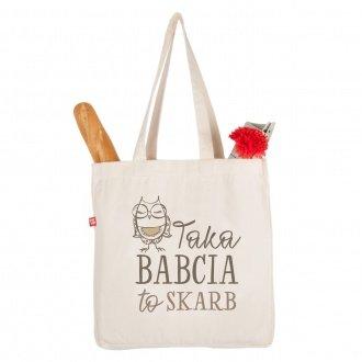 "Torba ""Taka babcia to skarb"""