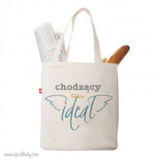 """Torba """"Chodz±cy idea³"""""""