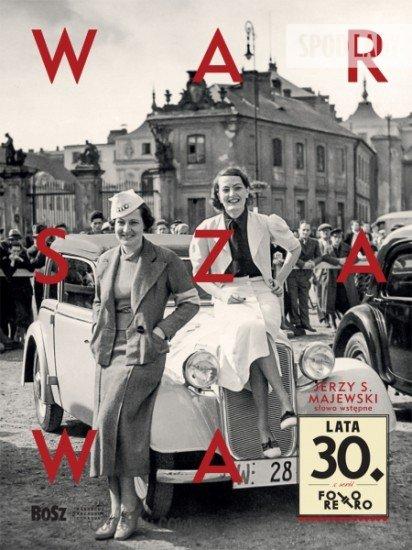 Album Warszawa lata 30.