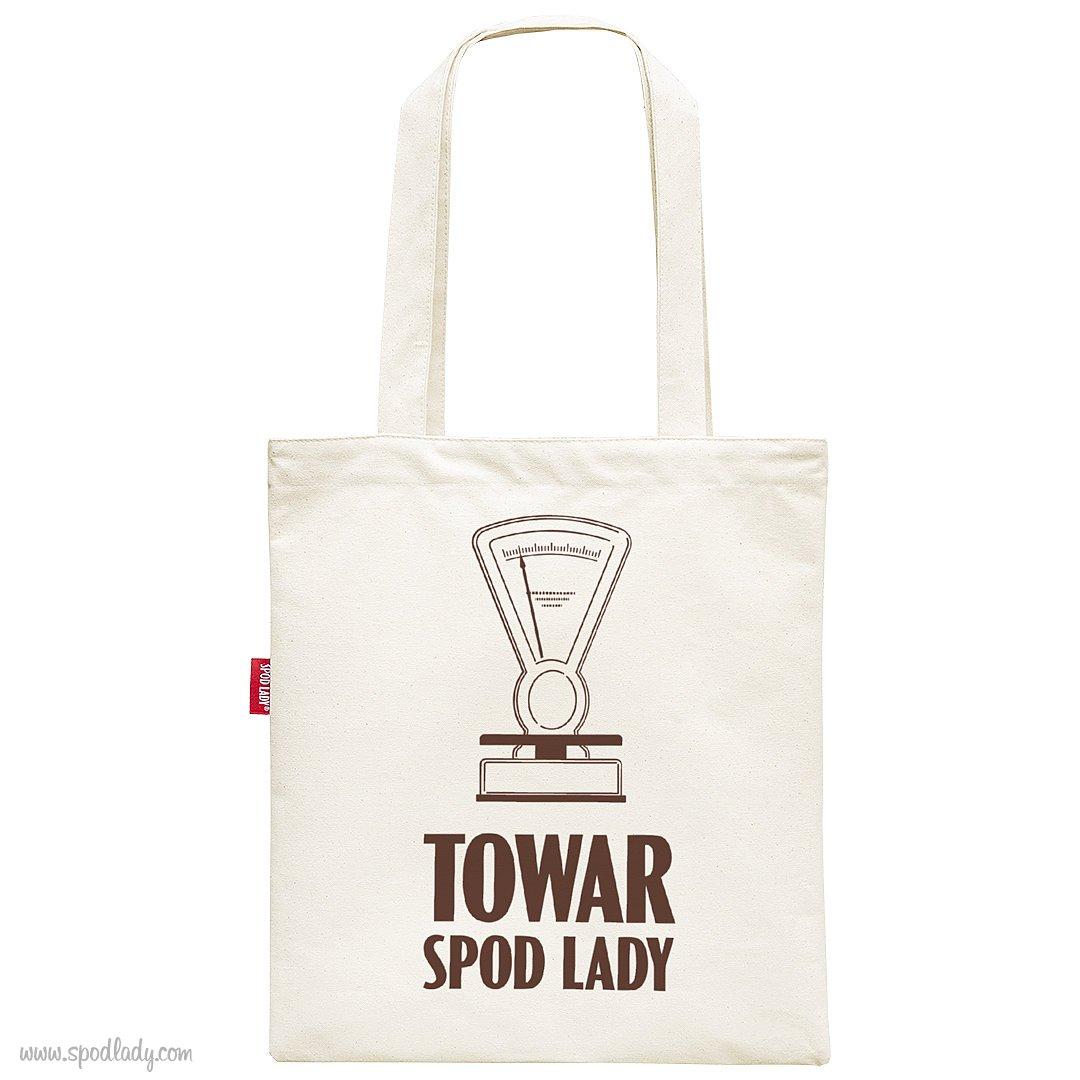 "Torba ""Towar Spod Lady"""