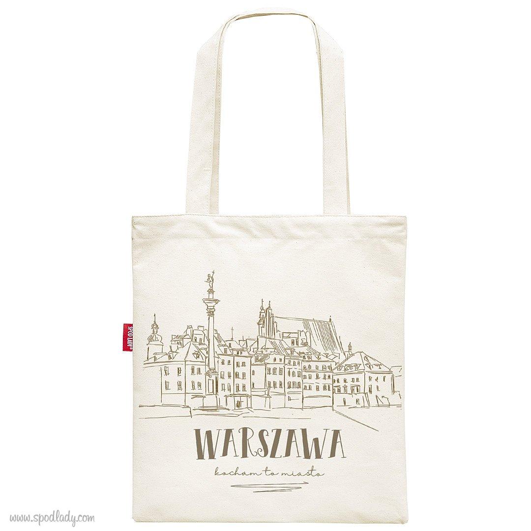 """Torba """"Warszawa Stare Miasto"""""""