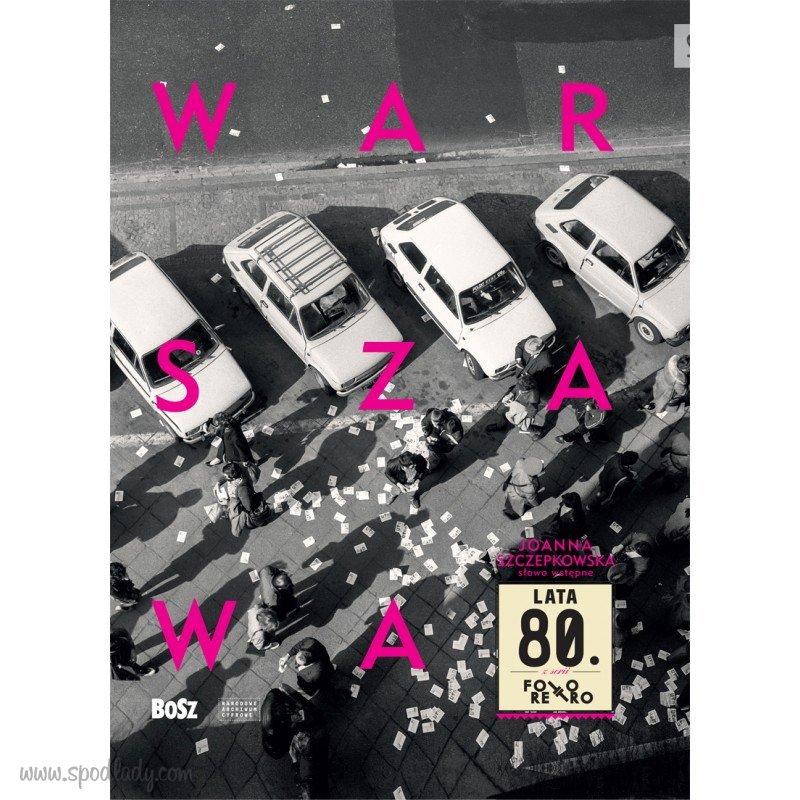 Album Warszawa lata 80.