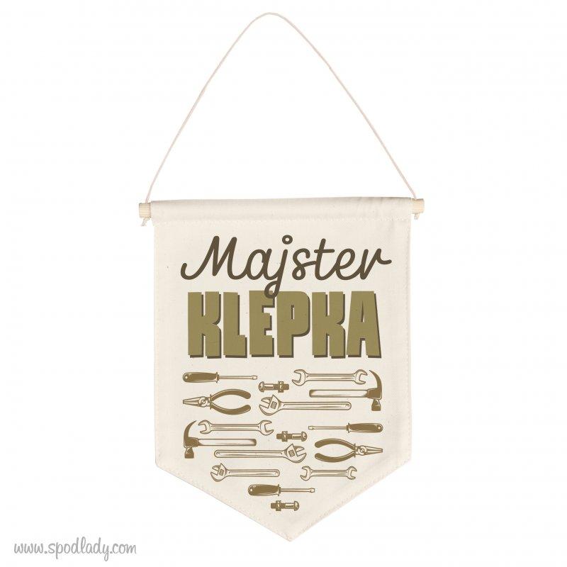 """Proporczyk """"Majster klepka"""""""