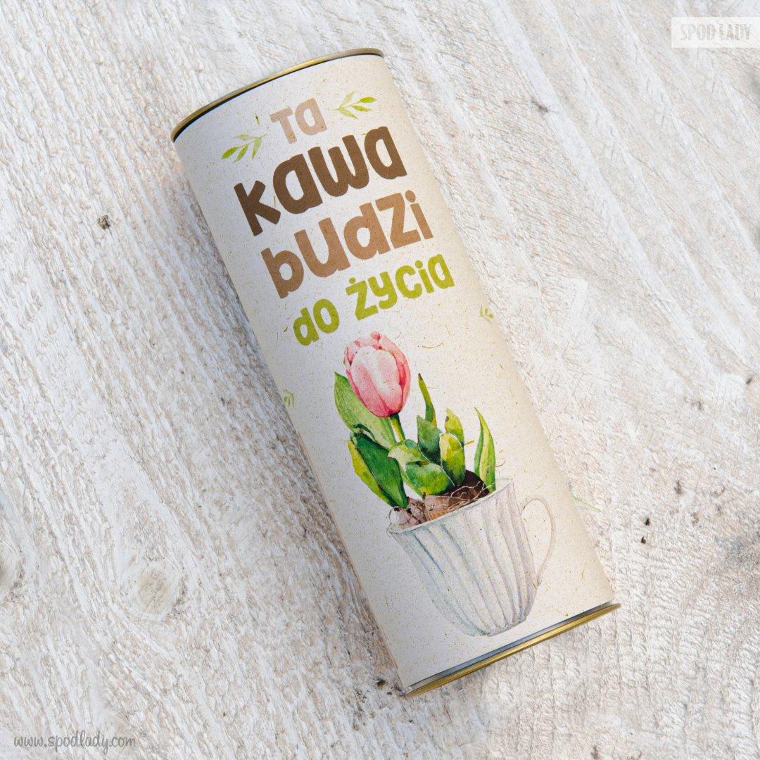 """Kawa """"Budzi do życia"""""""