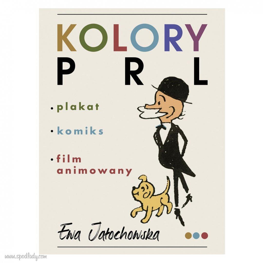Książka Kolory PRL