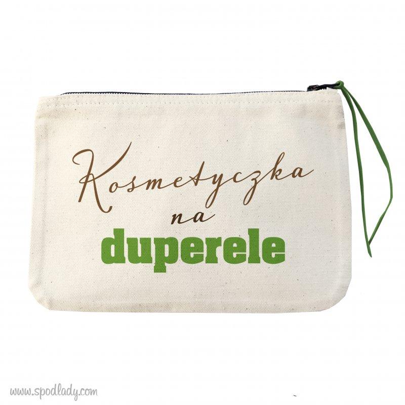 """Kosmetyczka """"Duperele"""""""