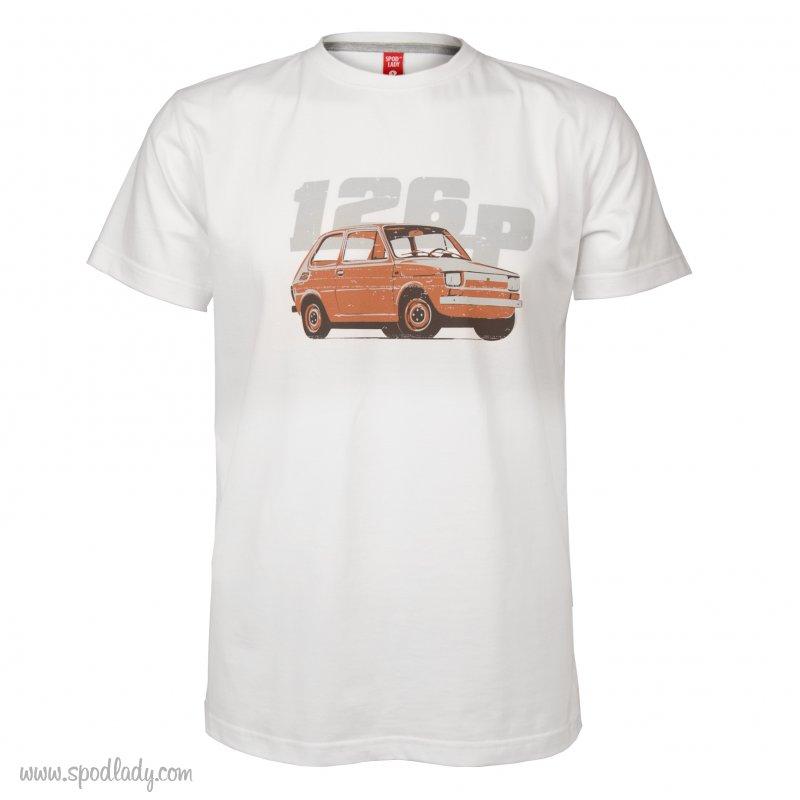 """Koszulka męska """"Fiat 126p"""""""