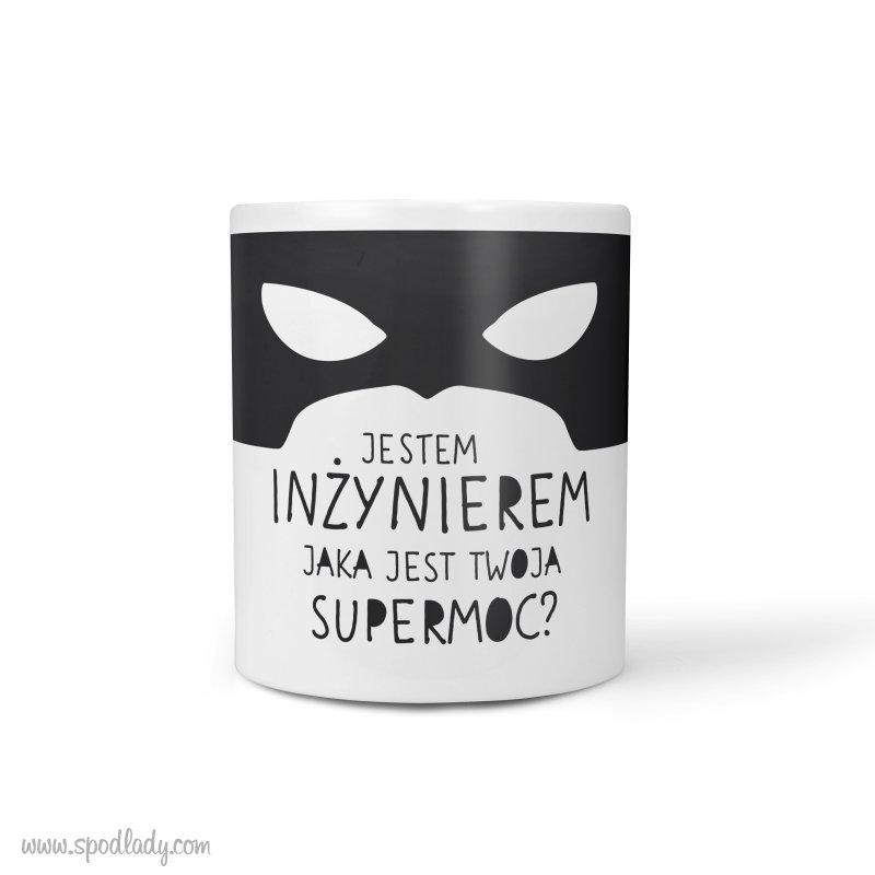 """Personalizowany kubek """"Supermoc"""""""