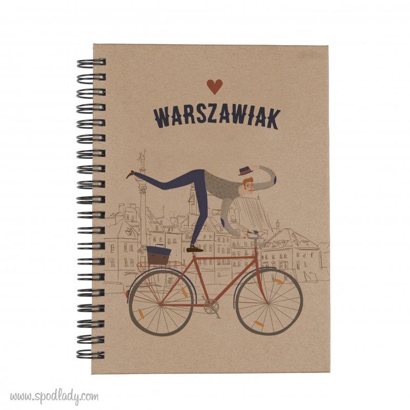 "Notes ""Warszawiak"""