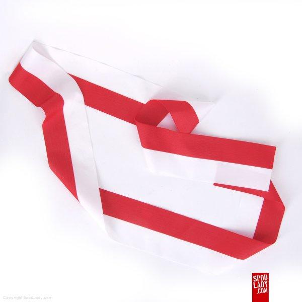 Młodzieńczy Dziedzic Pruski (szarfa biało-czerwona) :: Spod Lady - retro prezenty KA02