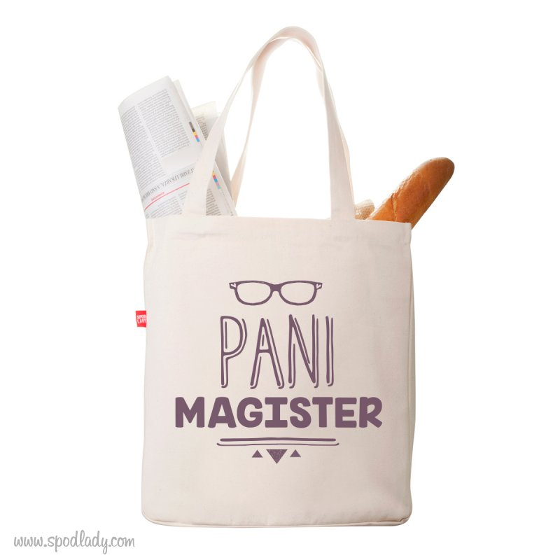 "Torba ""Pani magister"""