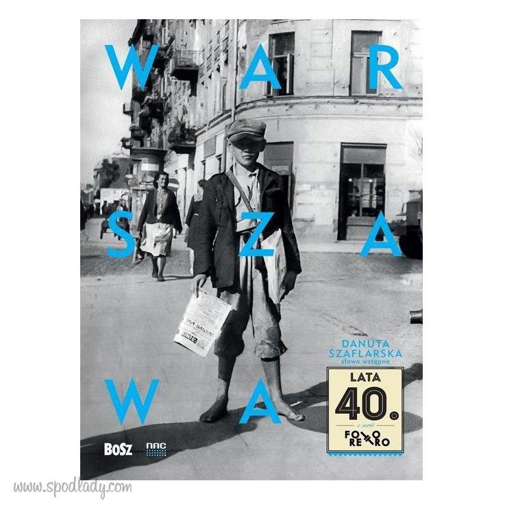 Album Warszawa lata 40